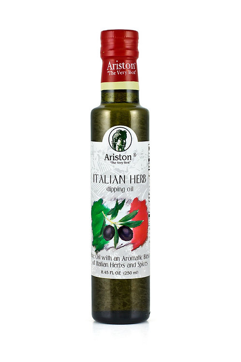 Italian Herb Dipping & Cooking Oil 8.45oz