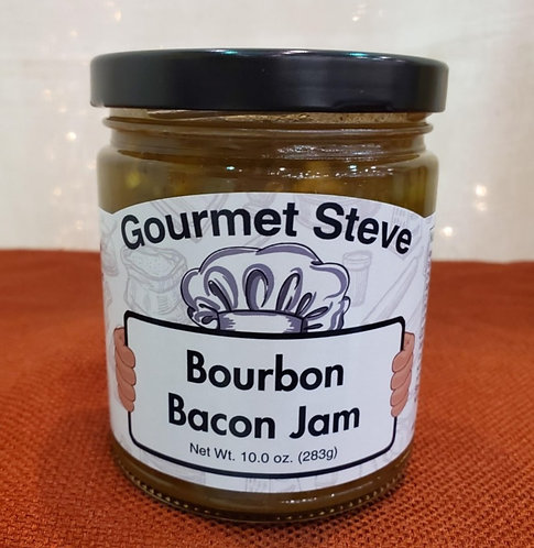 Steve Bourbon Bacon JAM
