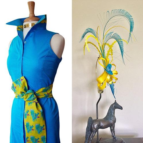 Custom Design for Middy n' Me Equestrian Dress