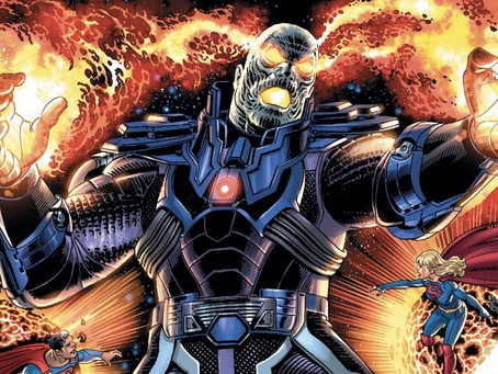 iReview | CRISIS ON INFINITE EARTHS: Paragons Rising