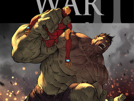 "Marvel's ""CIVIL WAR II"" Takes a Hit!"