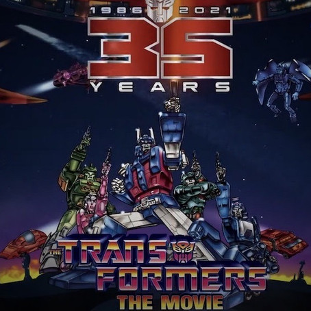 iReview | THE TRANSFORMERS The Movie  35th Anniversary 4K Release