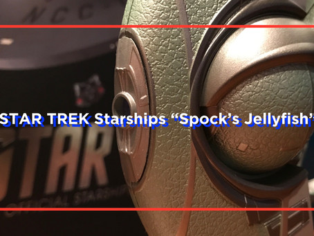 iReview :: Star Trek Starships Collection - SPOCK'S JELLYFISH