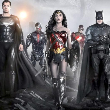 iReview | Zack Snyder's JUSTICE LEAGUE on 4K Ultra HD