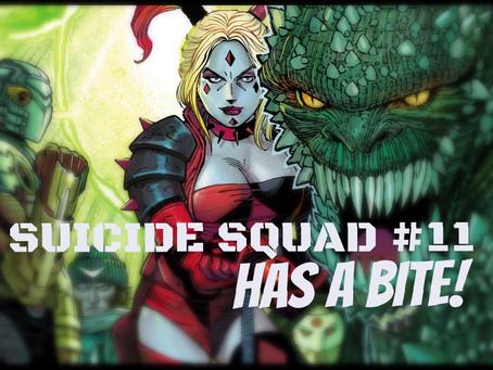 iReview :: DC Comics SUICIDE SQUAD #11