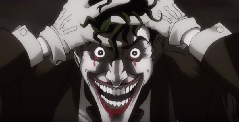 """Batman: The Killing Joke"" is now available for on Blu-ray, DVD and Digital HD."
