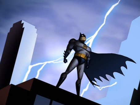 ICYMI | BATMAN The Animated Series Goes Hi-Def