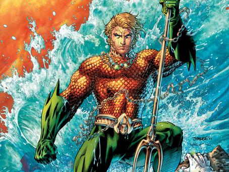 75 Years of AQUAMAN in DC Comics