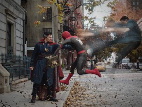 Trailer | Marvel Studios' Teases SPIDER-MAN: NO WAY HOME