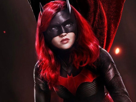 RUBY ROSE The Batwoman No More!