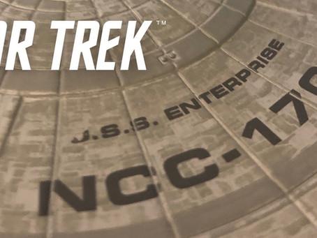 UnBoxing | USS ENTERPRISE (Star Trek: Discovery)
