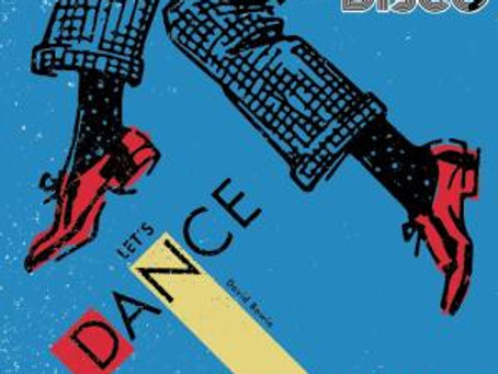 TunedIN :: LET'S DANCE with the Great DAVID BOWIE