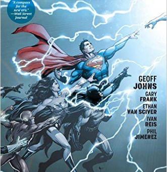DC Comics REBIRTH :: Goes Deluxe!