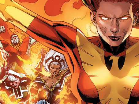 Marvel's PHOENIX RESURRECTION: The Return of Jean Grey