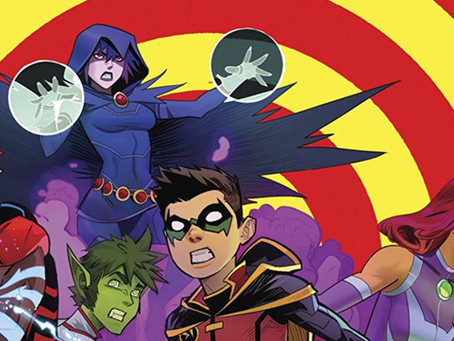 "iReview :: TEEN TITANS #13 ""The Return of Kid Flash"" Part One"