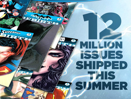 DC COMICS are Hot This Summer!