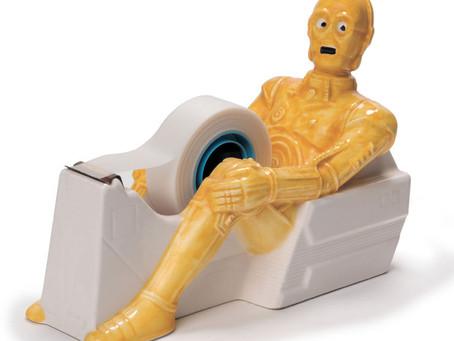 Stuck on 3PO