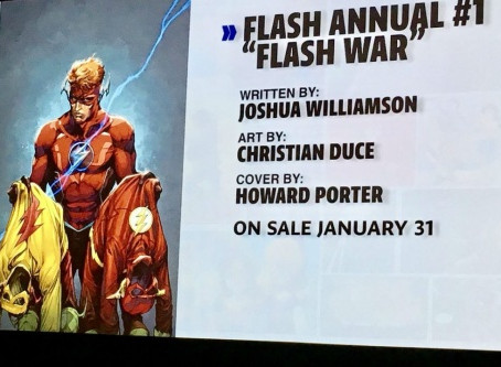 "The ""FLASH WAR"" is Coming! | DC Comics News"