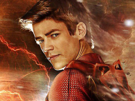 """iReview :: THE FLASH Season Premiere """"Flashpoint"""""""