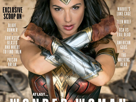 WONDER WOMAN: The First Lady of Comic-Con!