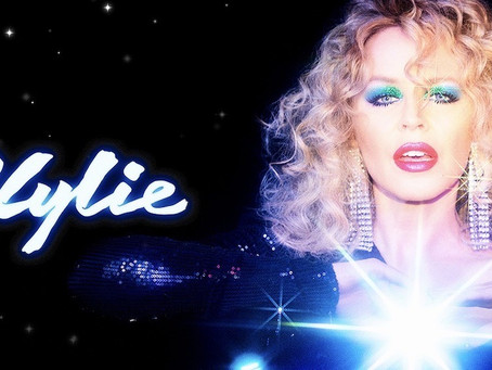 "iTunedIN | KYLIE MINOGUE ""Say Something"""