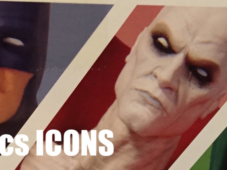DC Comics ICONS Get Articulated!