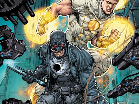DC Comics' Steve Orlando Reunites MIDNIGHTER AND APOLLO