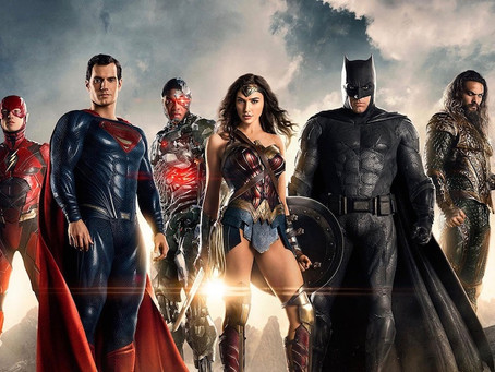 iReview :: JUSTICE LEAGUE (Part 1)