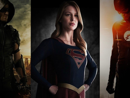 The CW Crossover Event is bound for ELSEWORLDS