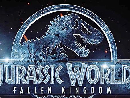 Trailer   JURASSIC WORLD: Fallen Kingdom