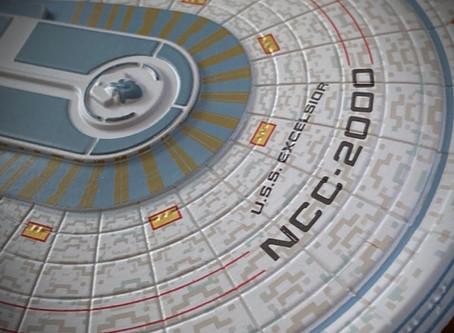 UnBoxing | Star Trek Starships USS EXCELSIOR | XL Edition