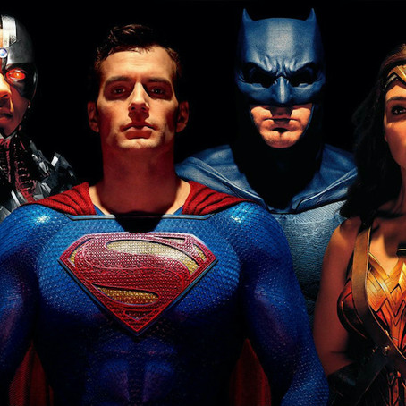 The JUSTICE LEAGUE Re-Org in NEW CUT