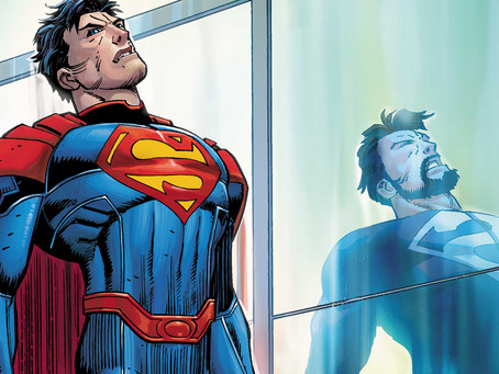 Supermen Clash in Action Comics #52!