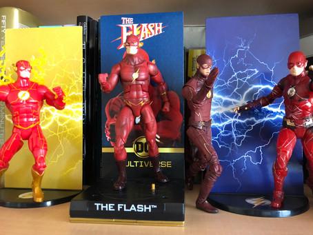 UnBoxing | Mattel's DC Multiverse THE FLASH (1990) Action Figure