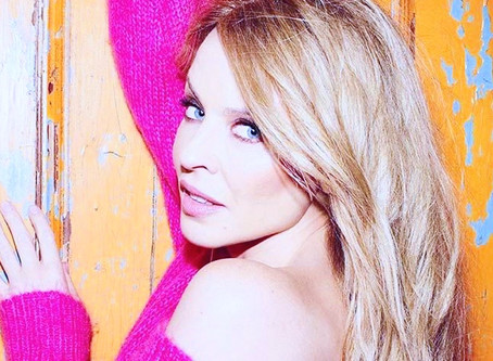 iReview | KYLIE MINOGUE Step Back In Time - The Definitive Collection