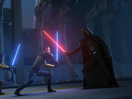 Star Wars Rebels: Bridging the Battle