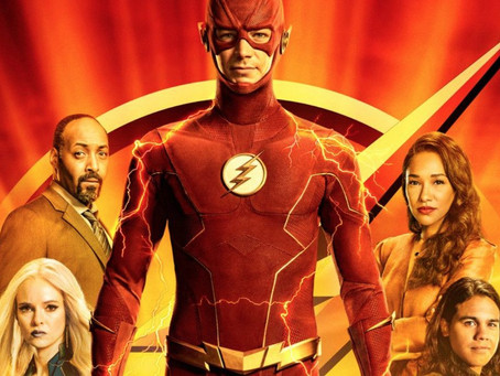 "iReview | THE FLASH ""All's Well That Ends Wells"" Season 7 Premieres"