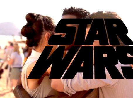 STAR WARS IX | JJ Abrams Wraps Filming