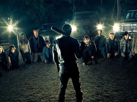 Countdown to THE WALKING DEAD