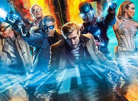 DC's (Next?) Legends of Tomorrow