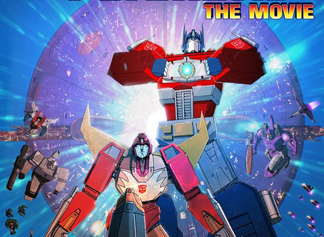 iReview :: THE TRANSFORMERS: THE MOVIE (30th Anniversary Edition)