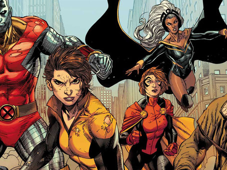 A Mutant Renaissance :: Marvel Comics X-MEN GOLD & BLUE