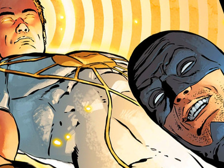 DC Comics MIDNIGHTER AND APOLLO :: Go To Hell?!