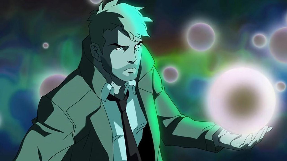 Matt Ryan reprises his role of John Constantine.