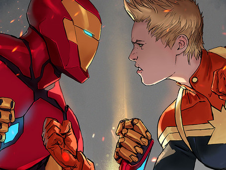 Marvel's CIVIL WAR II: Second Engagement