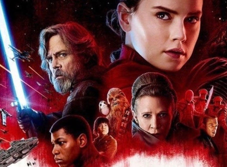 iReview | STAR WARS The Last Jedi on Blu-ray