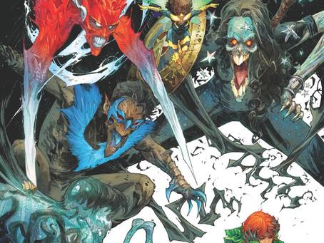 DC Comics :: TITANS #12 Reveals an Omen