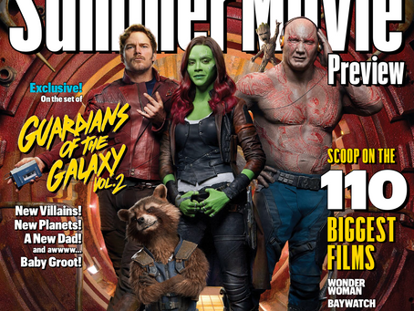 Cover to Cover • Entertainment Weekly features Summer Movies