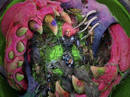 iTunedIN | LADY GAGA | Dawn of CHROMATICA The Remix Album