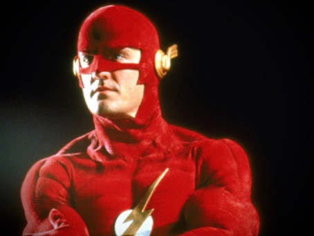 "iReview | THE FLASH (Classic Series) - Episode 16 ""Deadly Nightshade"""